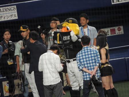 ホークス 柳田選手。