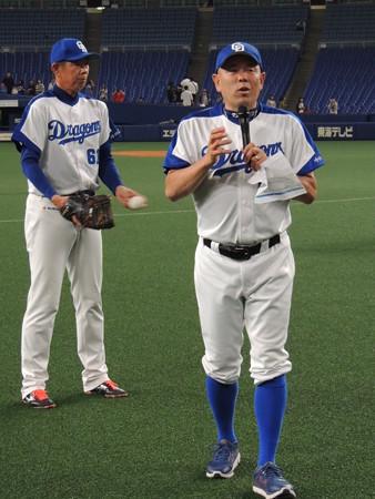 小田さんと北野さん。