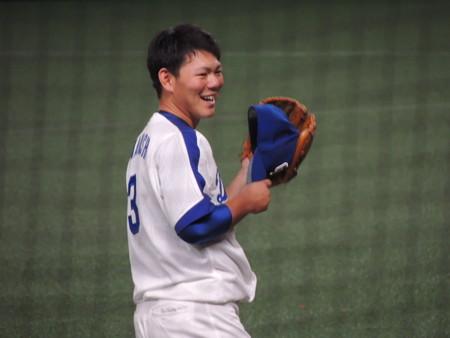 高橋周平選手。