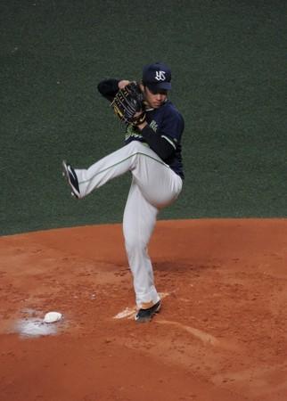 ライアン小川投手。