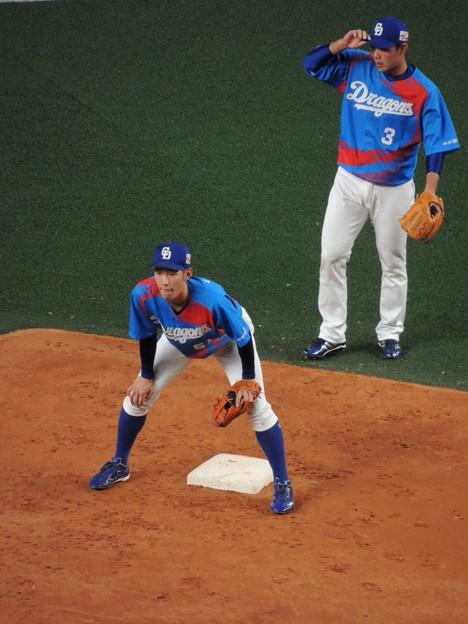 京田くんと周平くん。