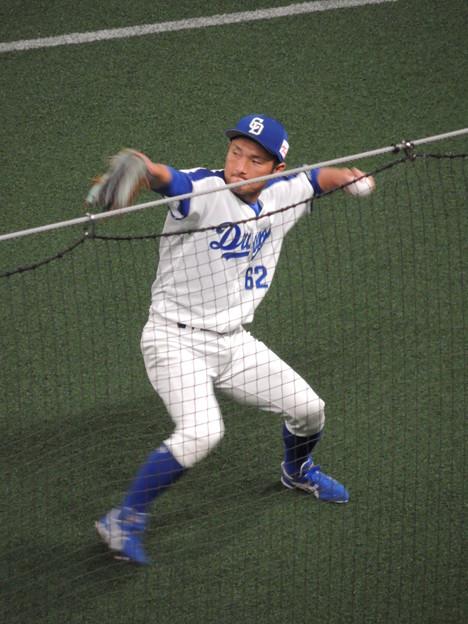工藤隆人選手。