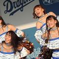 写真: Cheer dragons。