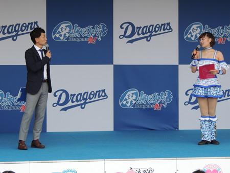 長谷川さんとSHIMAさん。
