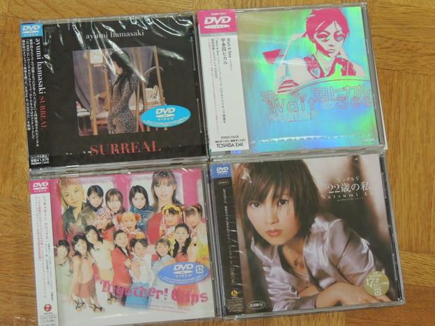 音楽DVD。