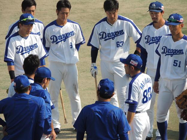 奈良原コーチのお話。