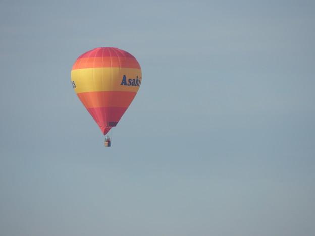 ASAHI GASの気球。