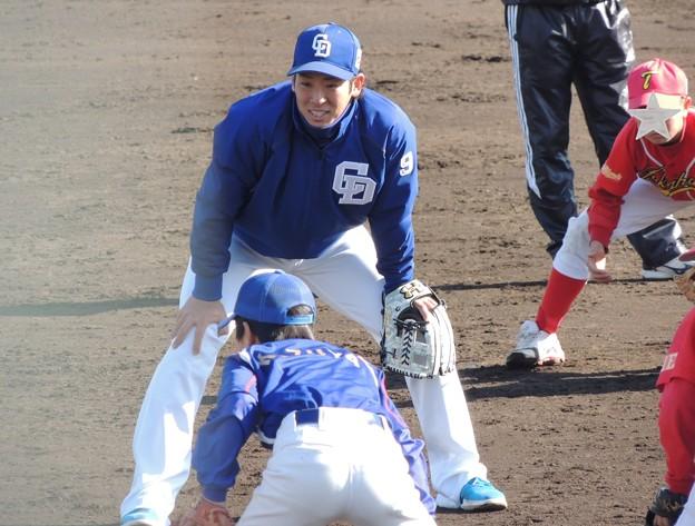 石川駿選手。