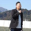 Photos: 川道良明さん。