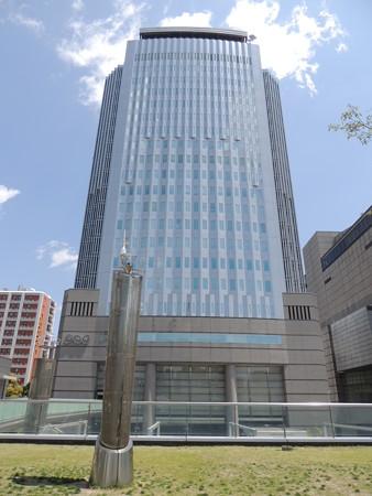 NHK名古屋放送局。
