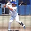 Photos: 石垣雅海選手。