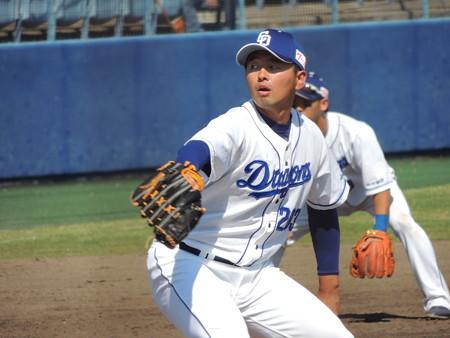 濱田達郎選手。