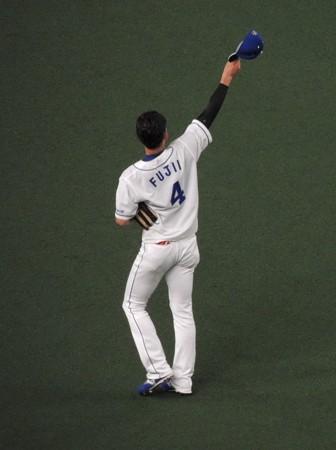 藤井淳志選手。