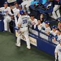 Photos: 武山選手生還です。