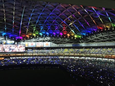 LED照明がキレイです。