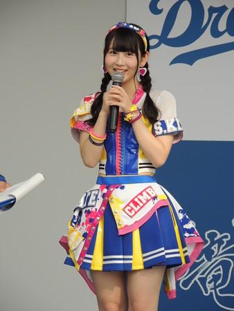 井上瑠夏さん。