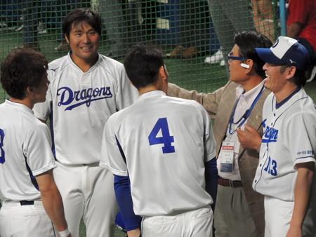 藤井選手や大島選手も。