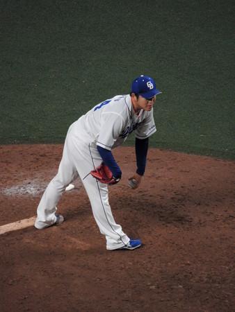 福敬登投手。