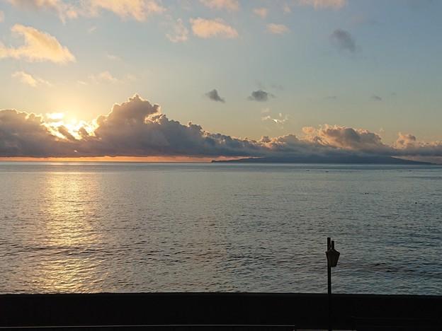 伊豆大島まで23キロ