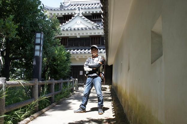 写真: 愛知県_西尾城址1