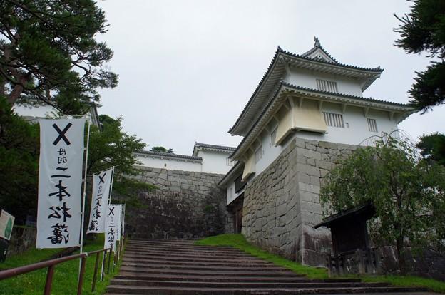 福島県_二本松城2