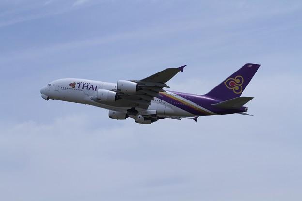 タイ国際航空A380