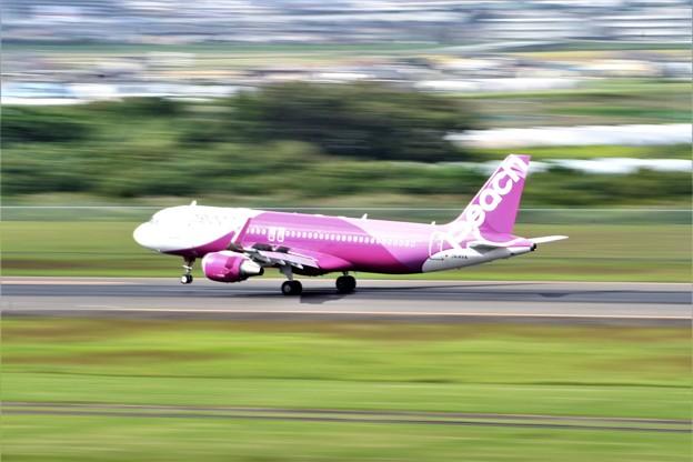 Peach Airbus A320-214