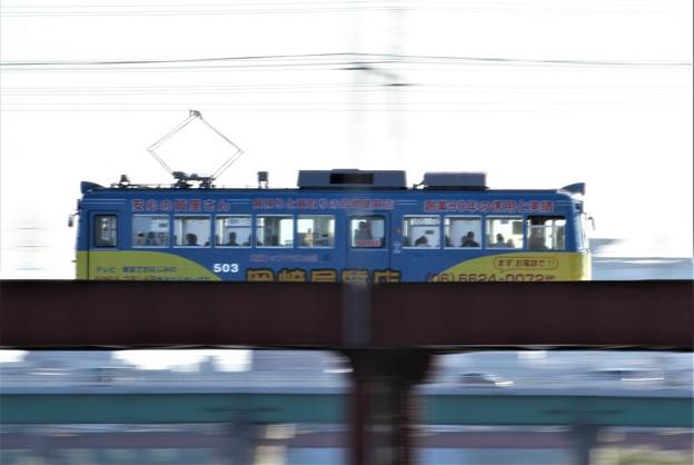 阪堺電気軌道 モ501型