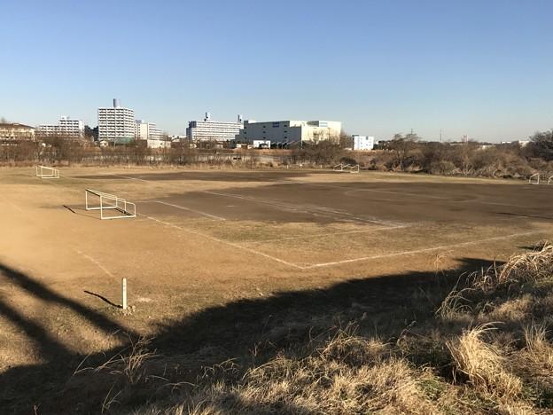 Photos: 多摩川グラウンド