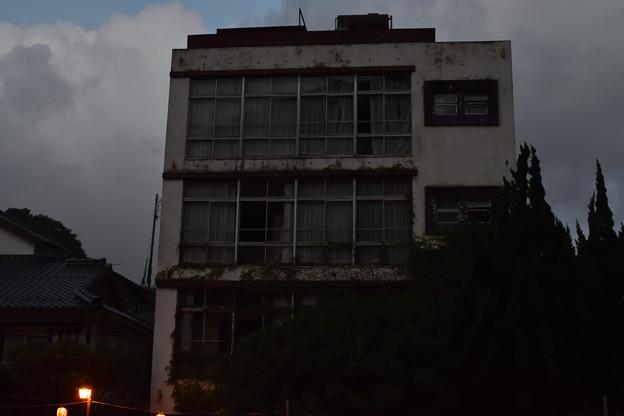 古びた建物