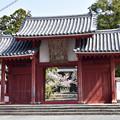 Photos: 東光寺総門 1