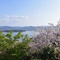Photos: 萩市内方面