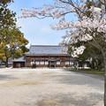 岩国高校記念館