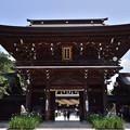 宮地嶽神社楼門