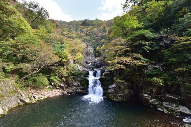 三段滝 1