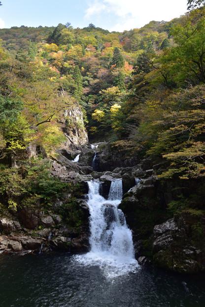 三段滝 2