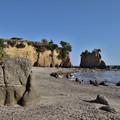 Photos: 本山岬とくぐり岩
