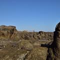 Photos: 岩場から