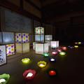 Photos: 和紙の灯り