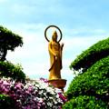 法雲寺の観音様