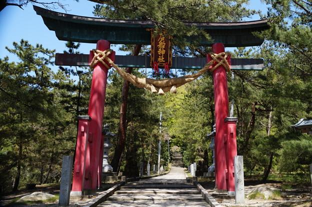 石船神社 2
