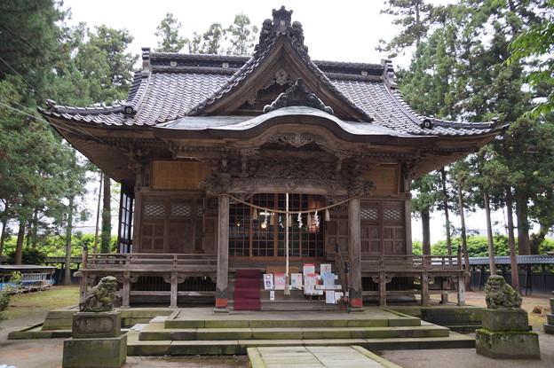 村上 藤基神社