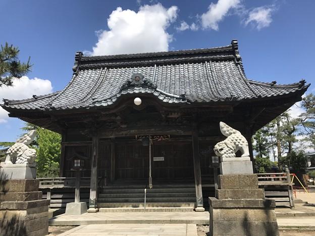 亀田諏訪神社