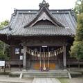 写真: 白根神社