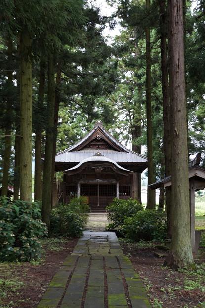 村社 熊野神社 2