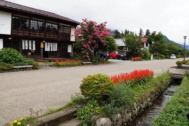 たくみの里 須川宿