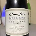 Photos: Cono Sur Reserva Especial Pinot Noir 2015