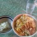 竹のこ食堂「カツ丼」