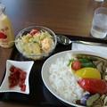 レストランきりたっぷ「野菜彩りカレー」980円