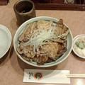 十勝豚丼いっぴん「特盛り豚丼(肉のみ大盛り)」1210円